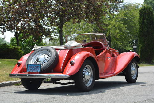 1955 MG TF Convertible  For Sale (picture 2 of 5)