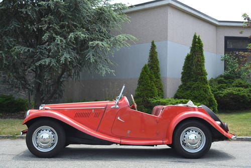 1955 MG TF Convertible  For Sale (picture 3 of 5)