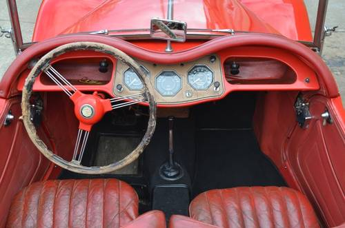 1955 MG TF Convertible  For Sale (picture 4 of 5)