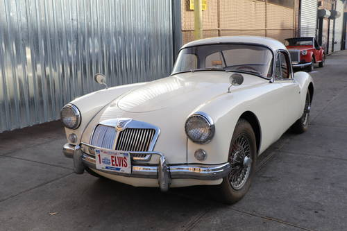 1956 MGA Coupe  For Sale (picture 1 of 5)