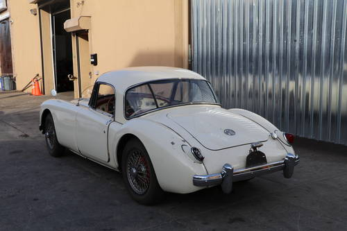 1956 MGA Coupe  For Sale (picture 2 of 5)