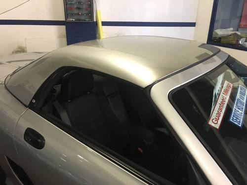 2003 MG TF 1.6 16v Hard Top & Soft Top 64000 miles FSH For Sale (picture 6 of 6)