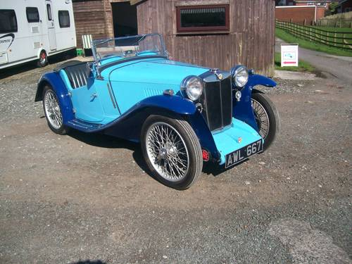 MG PA 1934 For Sale (picture 1 of 5)