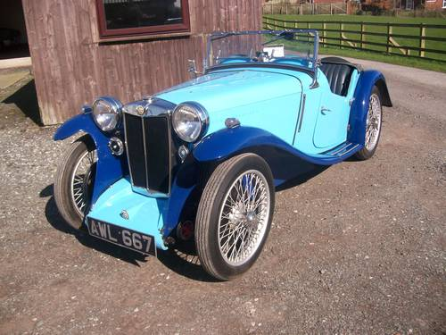 MG PA 1934 For Sale (picture 2 of 5)