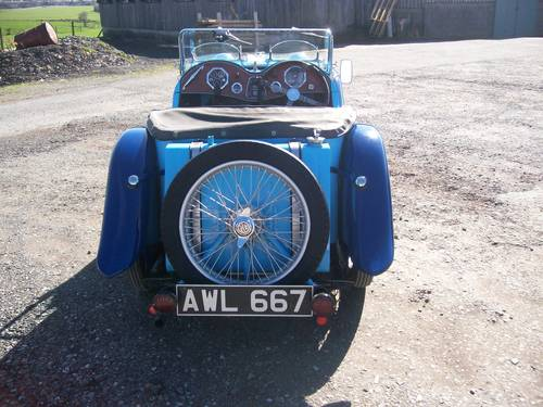 MG PA 1934 For Sale (picture 3 of 5)