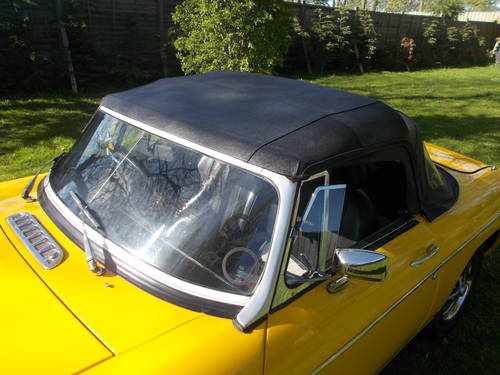 1978 MGB ROADSTER  For Sale (picture 4 of 6)