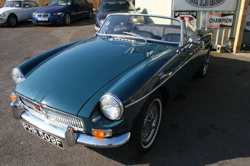 1970 MGB Roadsters and GTs wanted to Purchase  For Sale (picture 1 of 3)