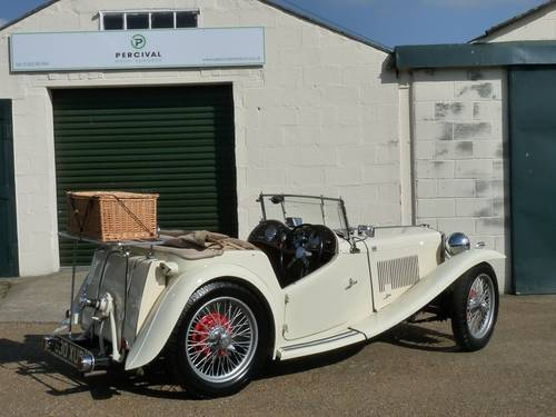 1947 MG TC, Sold SOLD (picture 2 of 6)