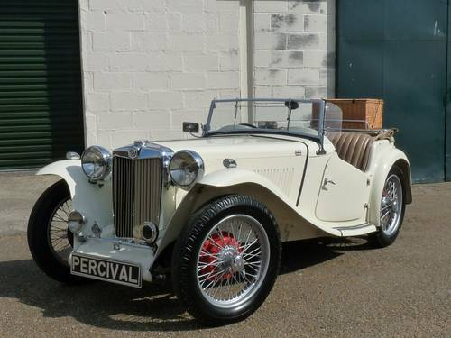 1947 MG TC, Sold SOLD (picture 5 of 6)