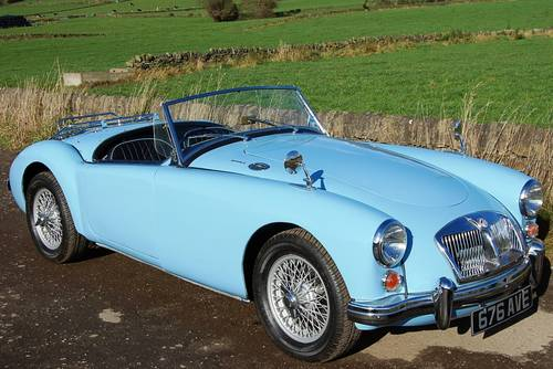 MGA For Hire, Showroom Condition, Beautifil Car For Hire (picture 1 of 6)