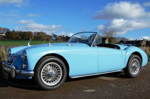 MGA For Hire, Showroom Condition, Beautifil Car For Hire (picture 2 of 6)