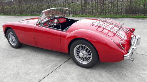 MGA 1958 ATRACTIVE PRICE  26750 euro SOLD (picture 1 of 6)