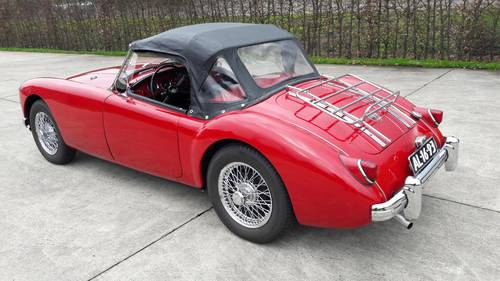 MGA 1958 ATRACTIVE PRICE  26750 euro SOLD (picture 4 of 6)