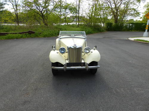 1952 MG TD A Nice Driver - SOLD (picture 2 of 6)