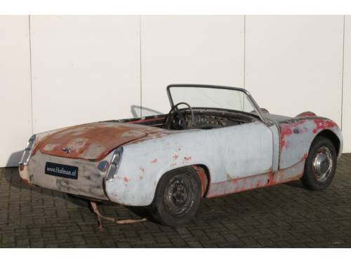 1963 MG Midget MKI For Sale (picture 5 of 6)
