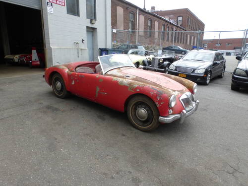 1957 MGA 1500 Running Engine To Restore - SOLD (picture 1 of 6)