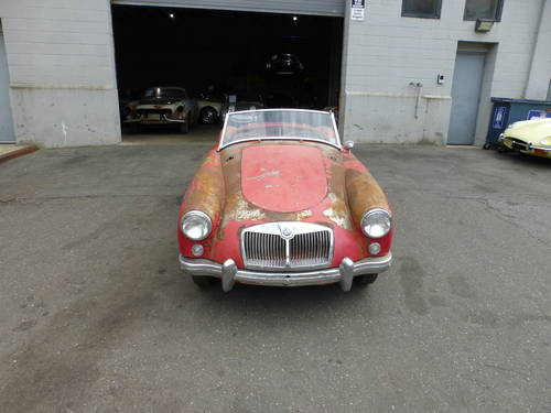 1957 MGA 1500 Running Engine To Restore - SOLD (picture 2 of 6)