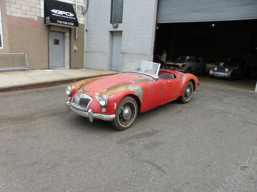 1957 MGA 1500 Running Engine To Restore - SOLD (picture 3 of 6)