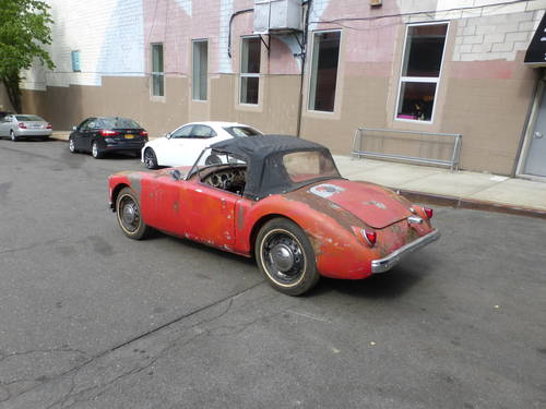 1957 MGA 1500 Running Engine To Restore - SOLD (picture 4 of 6)