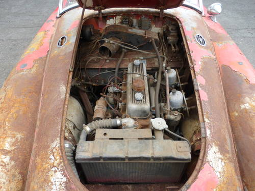 1957 MGA 1500 Running Engine To Restore - SOLD (picture 6 of 6)