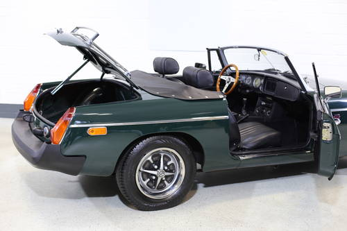 1976 A nicely presented 'ready for summer' MGB Roadster SOLD (picture 2 of 6)
