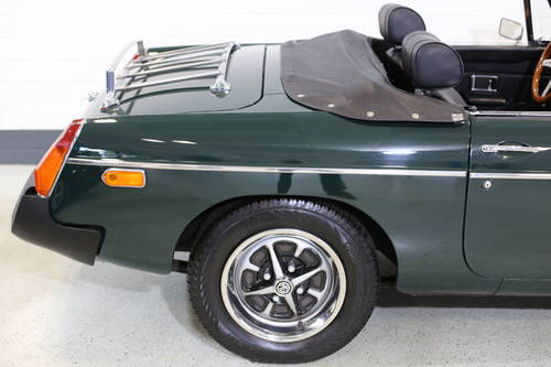 1976 A nicely presented 'ready for summer' MGB Roadster SOLD (picture 5 of 6)