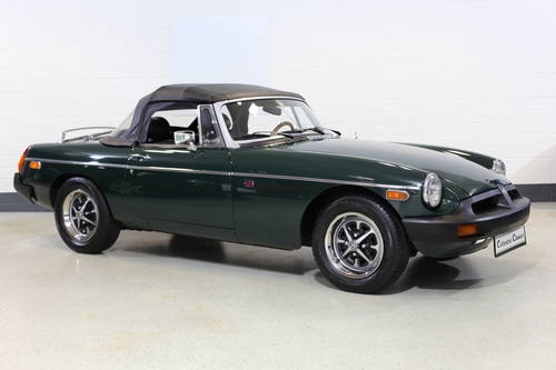 1976 A nicely presented 'ready for summer' MGB Roadster SOLD (picture 6 of 6)