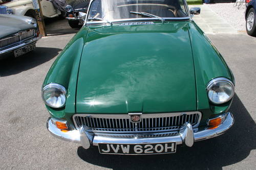 1969 MGB MK2, University motors supplied, Power steering , SOLD (picture 4 of 6)