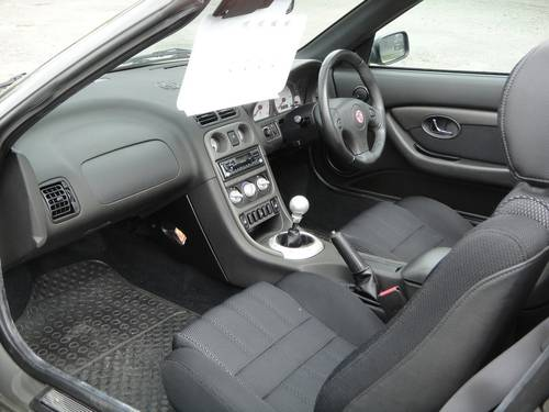 2004 MG TF 1.8 135 ONLY 30,000 MILES. 2 OWNERS FSH. SOLD (picture 5 of 6)