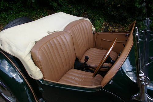 1954 MG TF 1250 SOLD (picture 5 of 5)