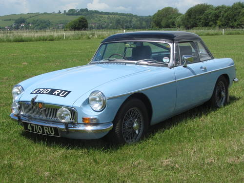 1963 MB B historic road rally car. Ex Monte Carlo Challenge  SOLD (picture 3 of 6)