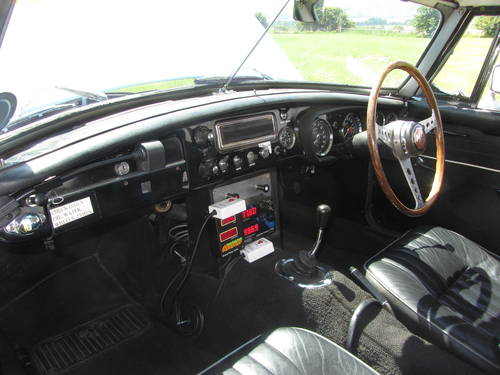 1963 MB B historic road rally car. Ex Monte Carlo Challenge  SOLD (picture 5 of 6)