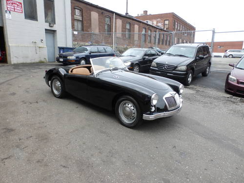 1955 MG A 1500 Roadster Nicely Restored - SOLD (picture 1 of 6)