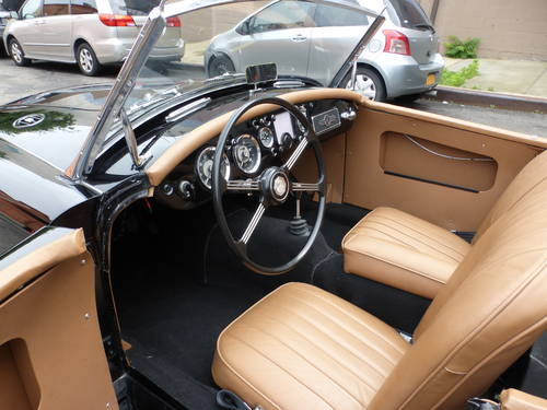 1955 MG A 1500 Roadster Nicely Restored - SOLD (picture 5 of 6)