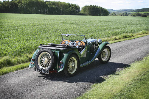 1947 MG TC  **SOLD** For Sale (picture 2 of 6)