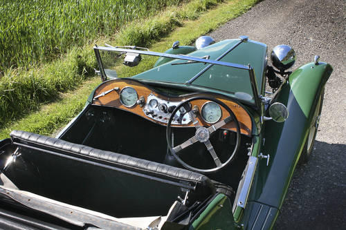 1947 MG TC  **SOLD** For Sale (picture 3 of 6)