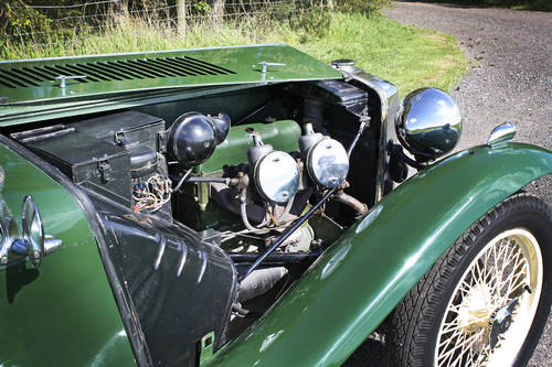1947 MG TC  **SOLD** For Sale (picture 5 of 6)
