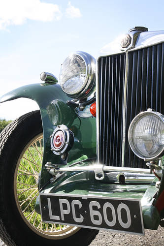 1947 MG TC  **SOLD** For Sale (picture 6 of 6)