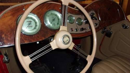 1951 MG TD Roadster For Sale (picture 4 of 6)