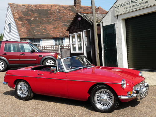 1970 Stunning MGB roadster SOLD (picture 5 of 6)