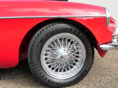 1970 Stunning MGB roadster SOLD (picture 6 of 6)