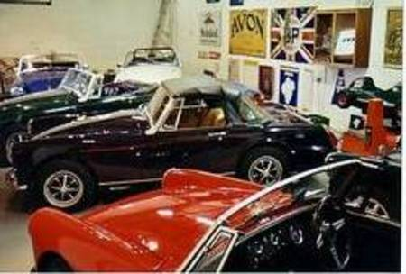 MG Midget and Sprite Specialist  (picture 2 of 2)