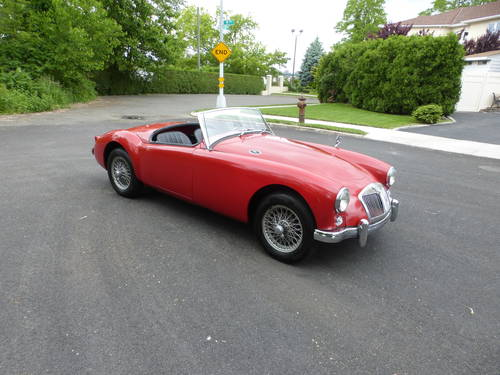 1959 MG A 1500 Roadster Good Driver - SOLD (picture 1 of 6)