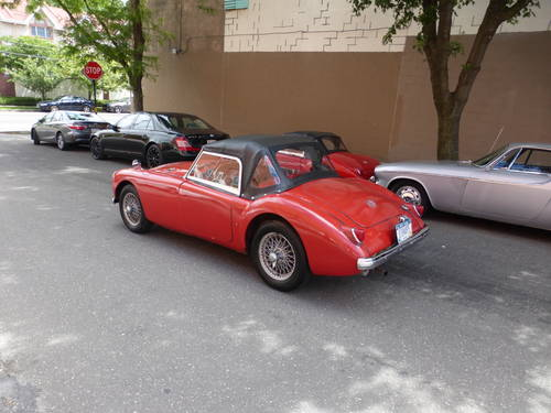 1959 MG A 1500 Roadster Good Driver - SOLD (picture 4 of 6)