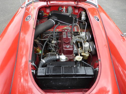 1959 MG A 1500 Roadster Good Driver - SOLD (picture 6 of 6)