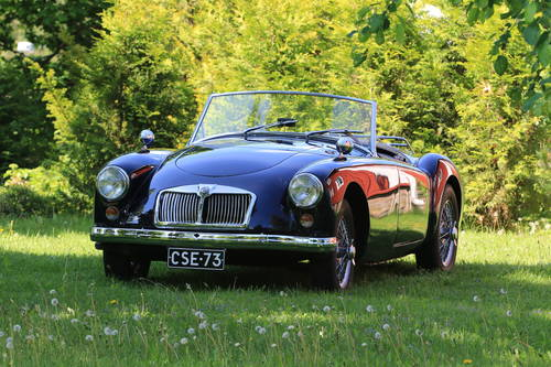 1961 Nice MGA Mk. II Roadster available For Sale (picture 1 of 6)
