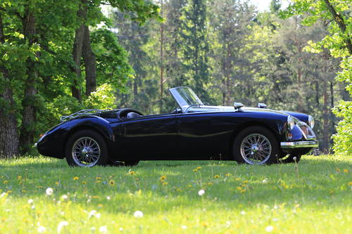 1961 Nice MGA Mk. II Roadster available For Sale (picture 3 of 6)