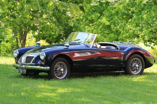 1961 Nice MGA Mk. II Roadster available For Sale (picture 5 of 6)