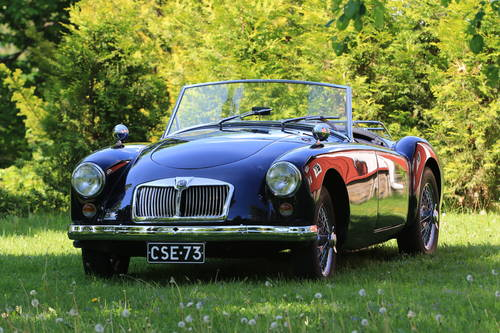 1961 Nice MGA Mk. II Roadster available For Sale (picture 6 of 6)