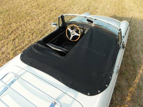 MG B Roadster 1964 lhd,    € 24.900,- SOLD (picture 5 of 6)